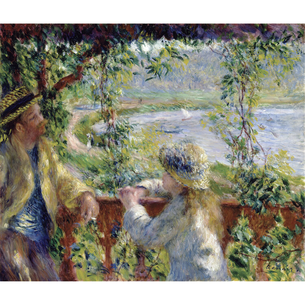 Renoir - Near the Lake