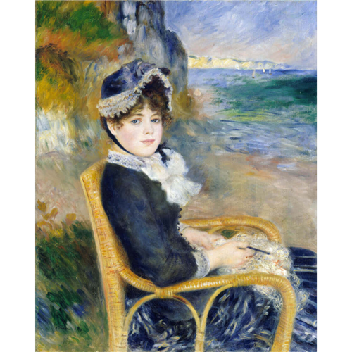 Renoir - By the Seashore