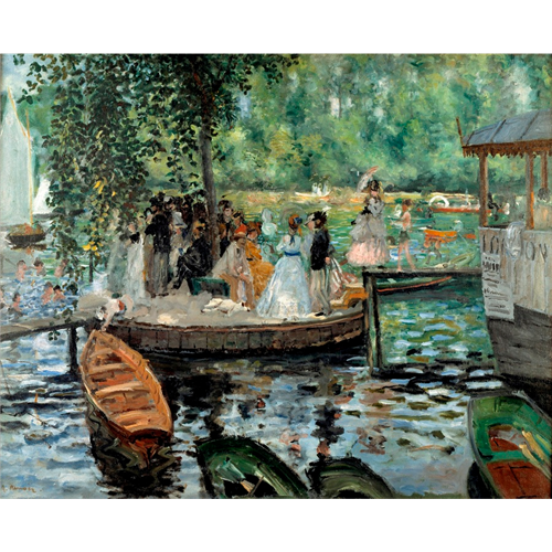 Renoir - La Grenouillere