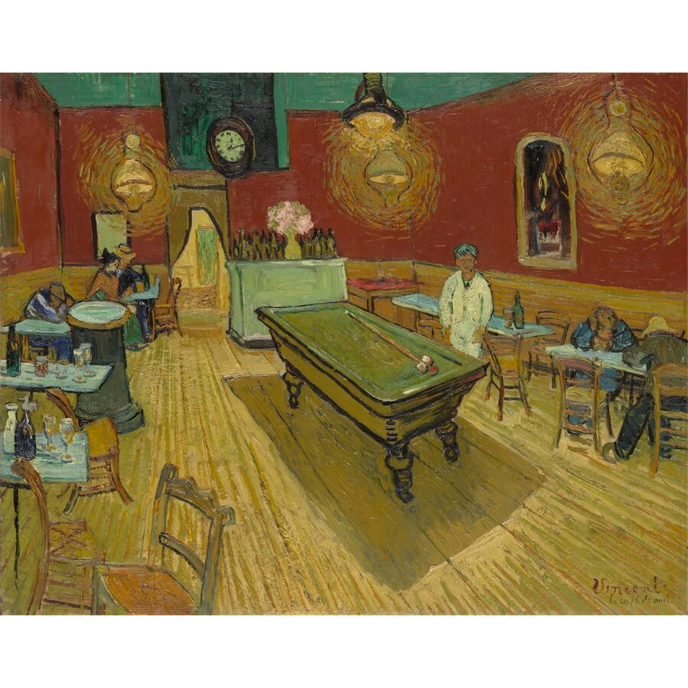 Van Gogh  - The Night Cafe
