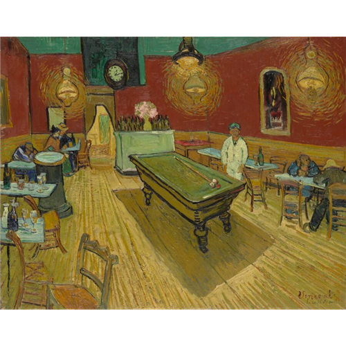 Van Gogh  - The Night Cafe