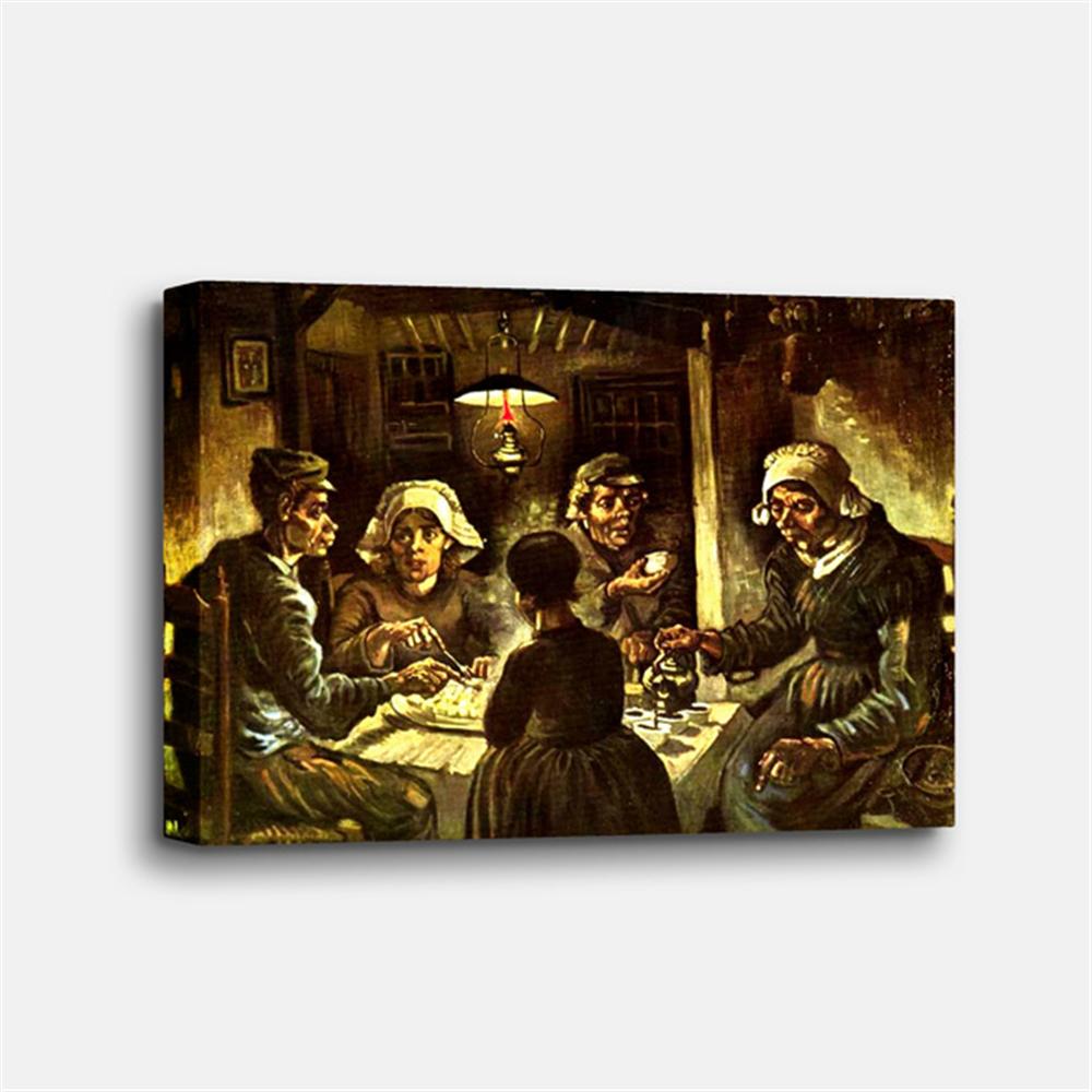 Van Gogh - The Potato Eaters