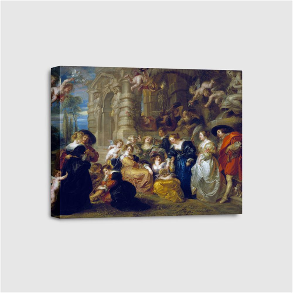 Rubens - The Garden of Love