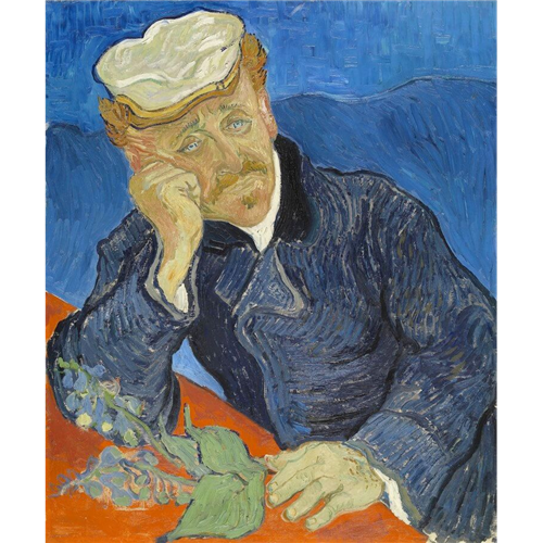 Van Gogh - Portrait of Dr Gachet