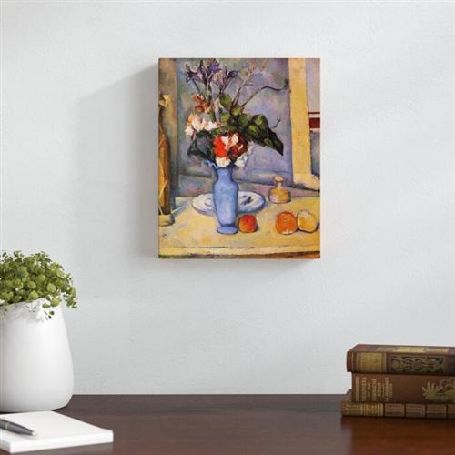 Paul Cezanne - The Blue Vase
