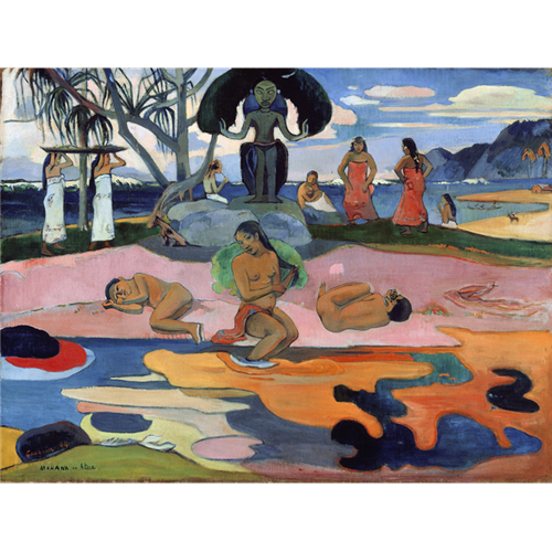 Paul Gauguin - Day of the God