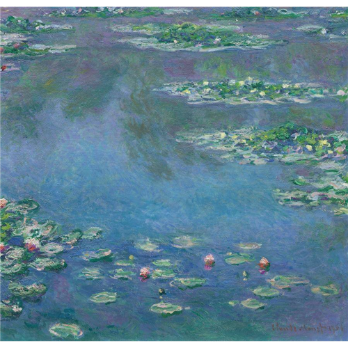 Claude Monet - Water Lilies -1906