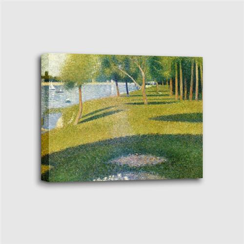 Georges Seurat - La Grande Jatte