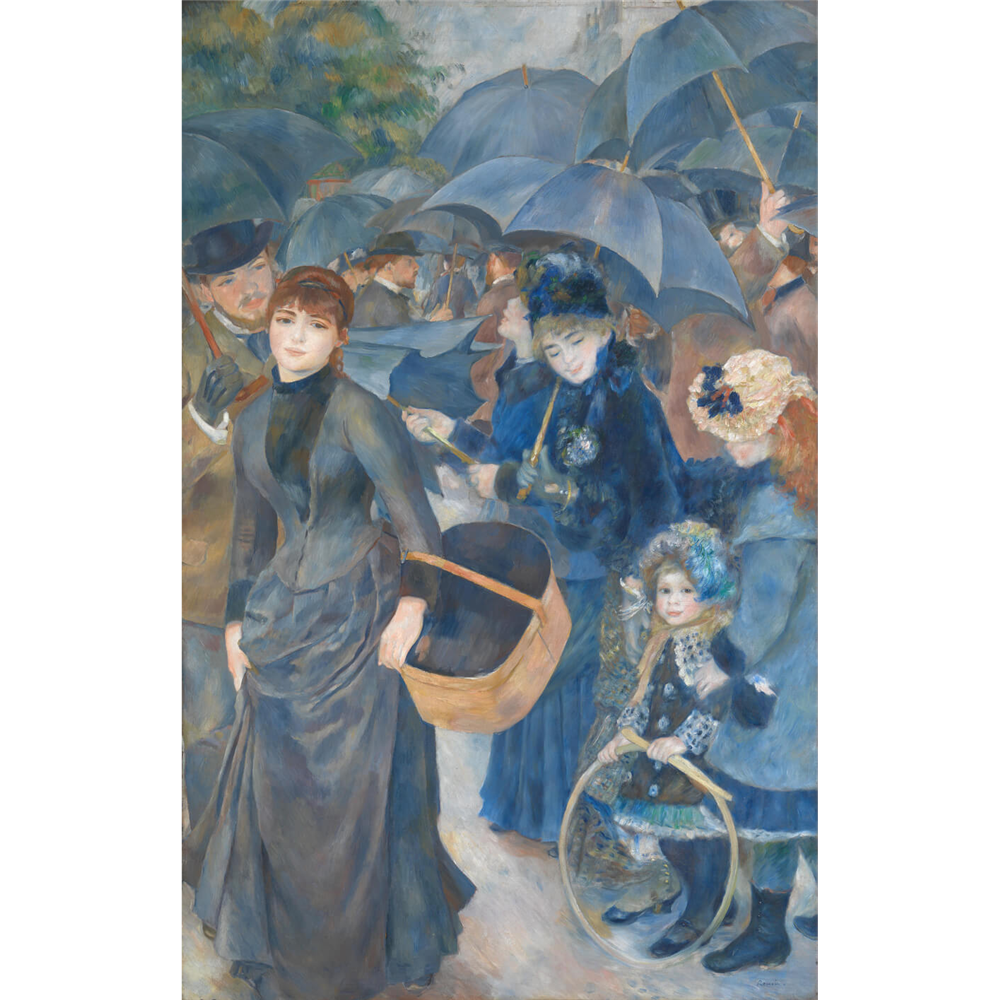 Renoir - The Umbrellas