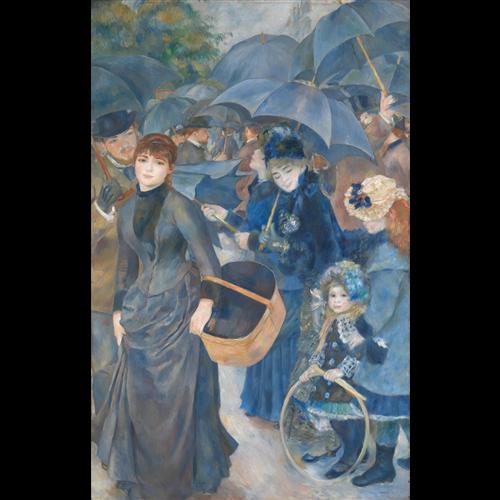 Renoir - The Umbrellas