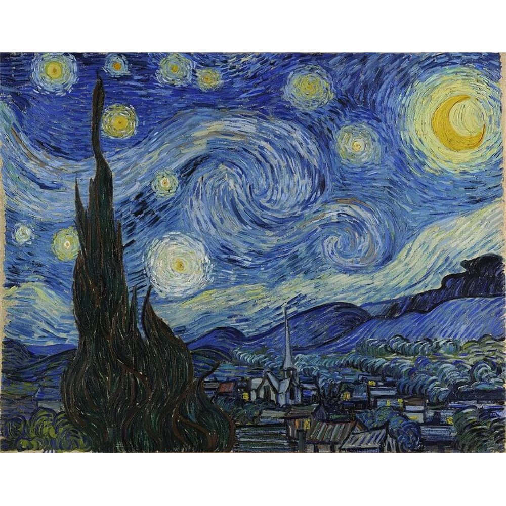 Van Gogh - Zvezdana noć