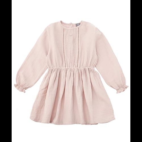 Haljinica nežno roze boje za proleće i leto