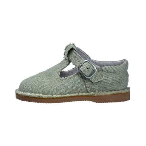 Poluotvorene cipelice za ranu jesen za decu natural boje-uniseks