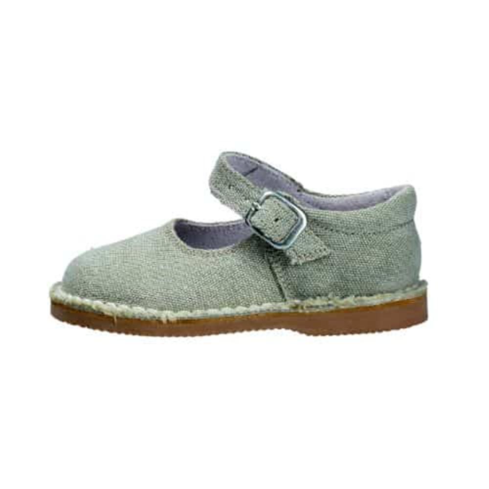 Poluotvorene cipelice za ranu jesen za devojčice natural boje