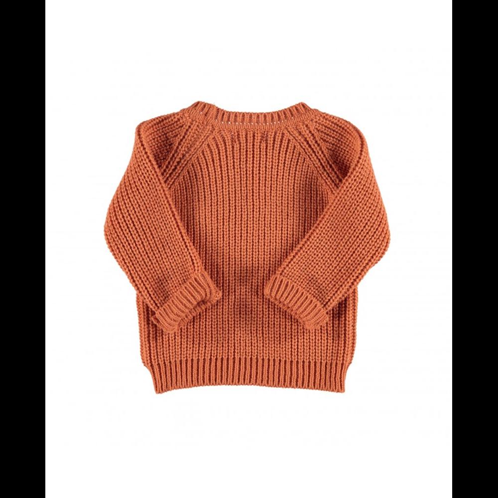Džemper uniseks mekan i udoban koralne boje