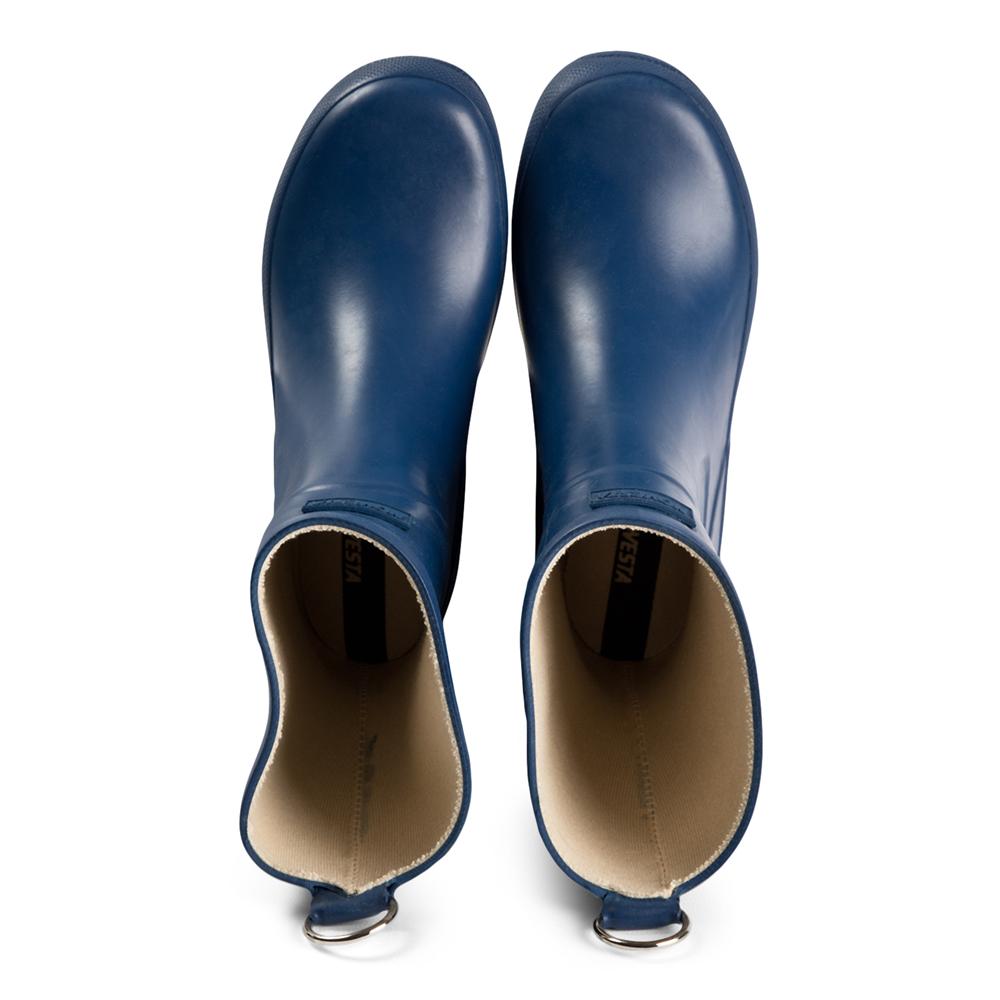 Gumene čizmice vrhunskog kvaliteta tamno plave boje