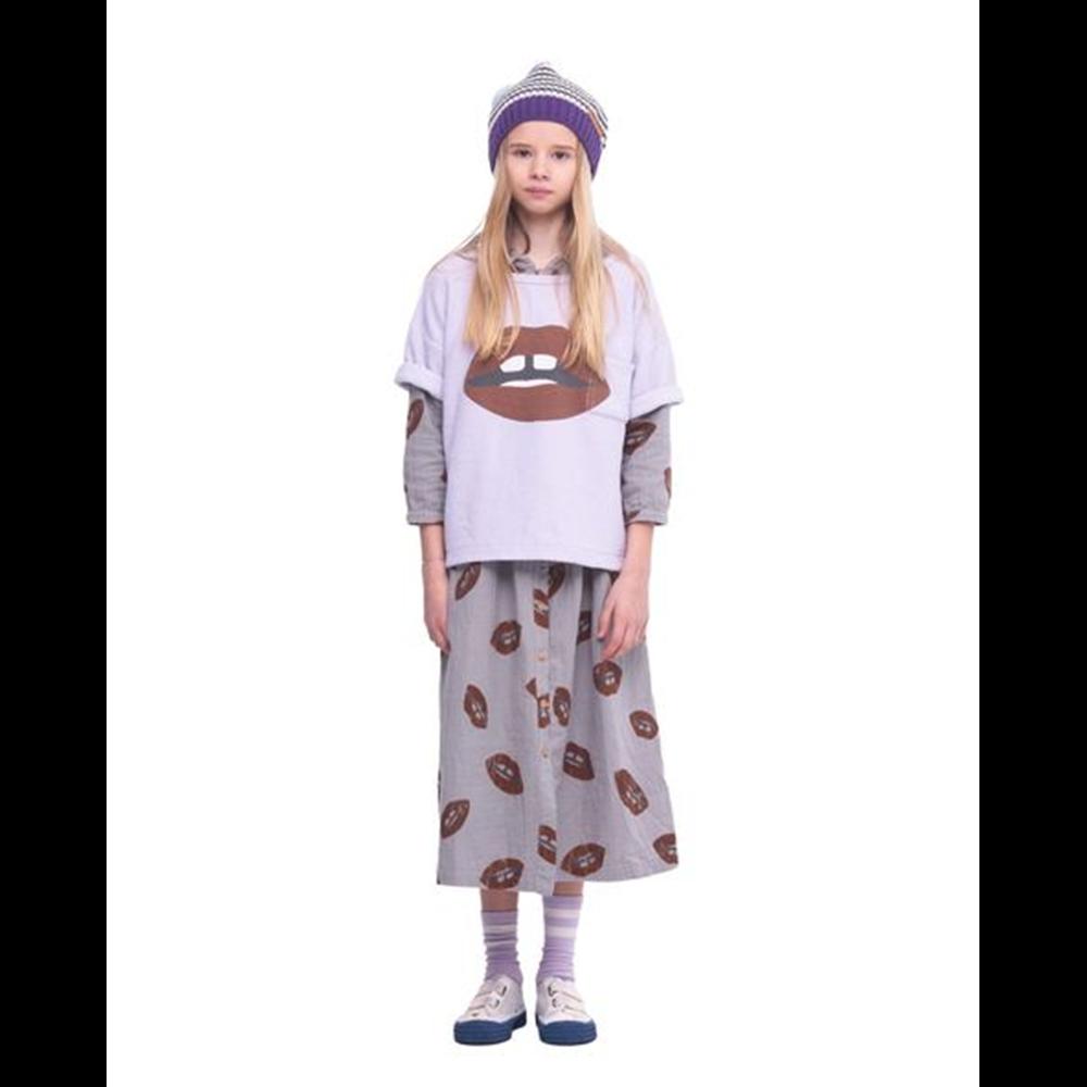 Haljina za devojčice sa interesantnim motivom-POSLEDNJI KOMAD