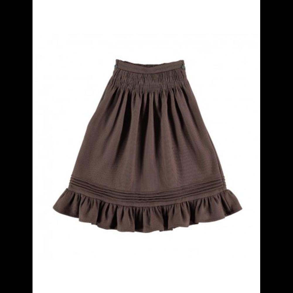 Bluza i suknja /Prelep komplet za jesen - od organskog pamuka