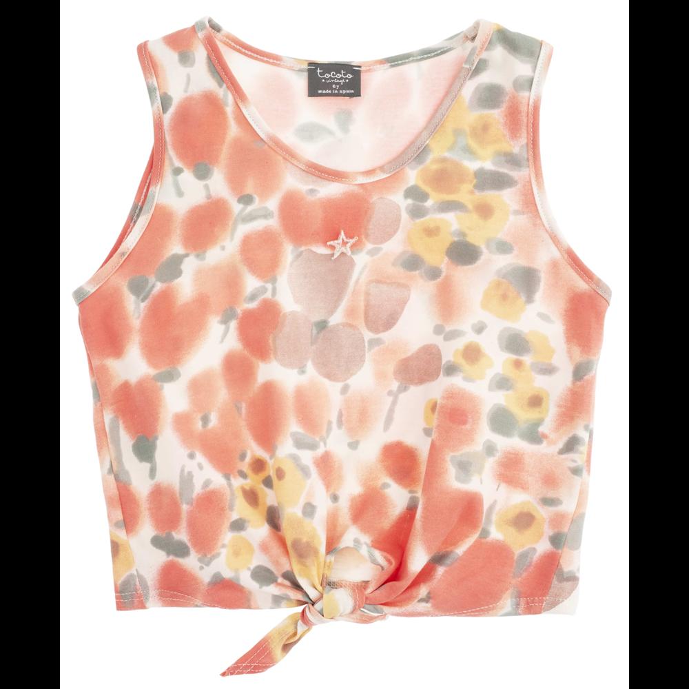 Letnji komplet bluze i šorca idealna kombinacija za vrele letnje dane-organski pamuk