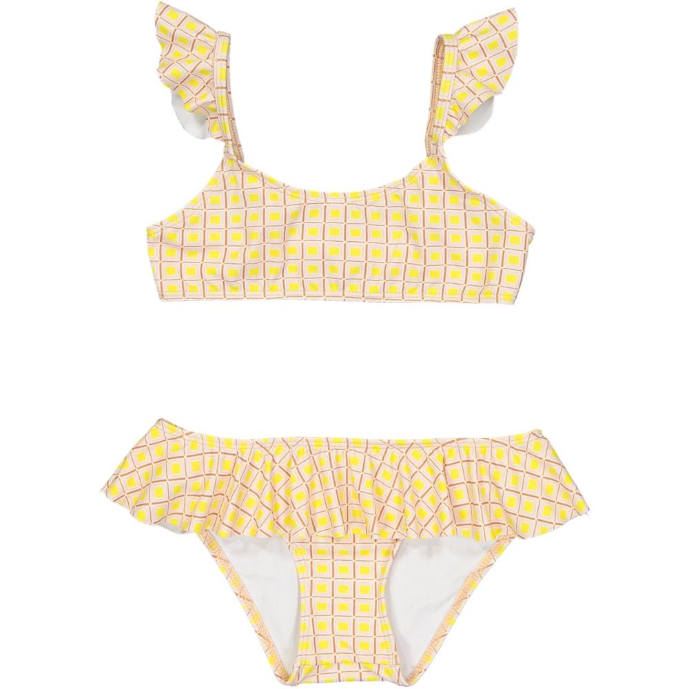 Kupaći kostim iz dva dela zanimljivog printa