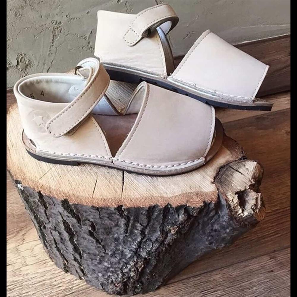 Sandalice unisex kožne tip menorca