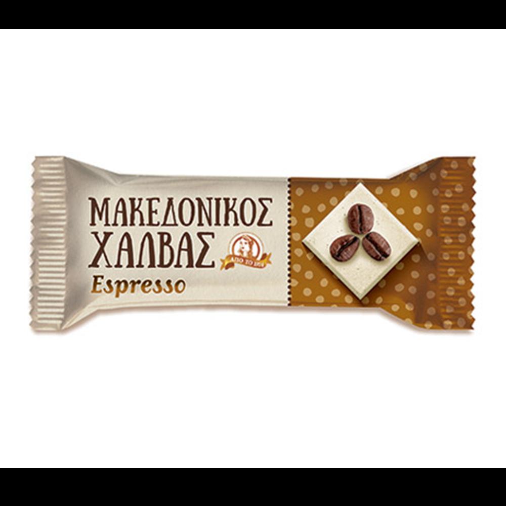 Tahan Halva bar espreso Makedonikos 40gr