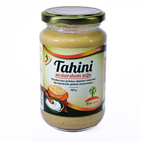 Tahini sa morskom solju Bioland 360gr