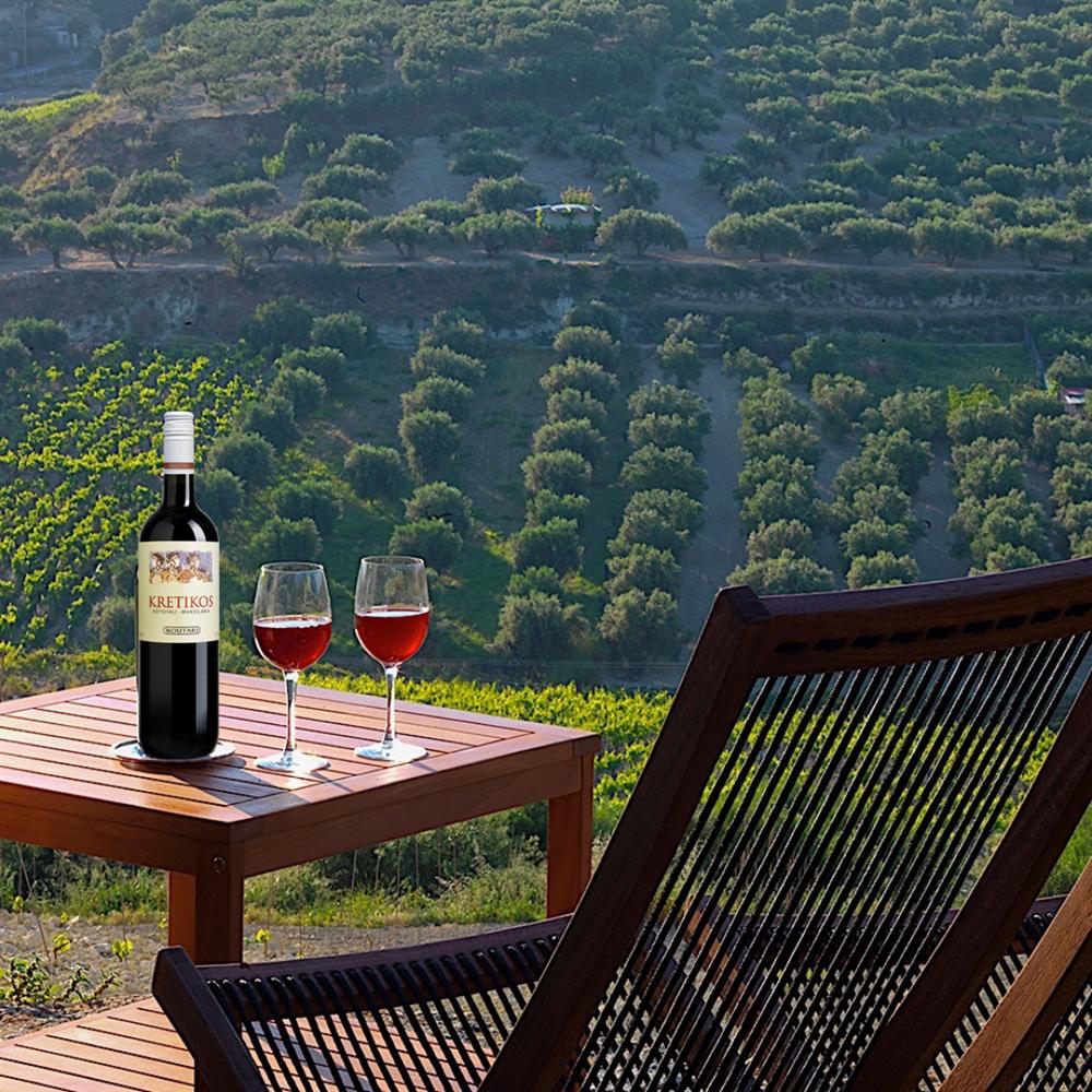 Kretikos crveno vino Boutari 0,75l