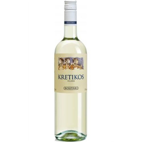 Kretikos belo vino Boutari 0,75l