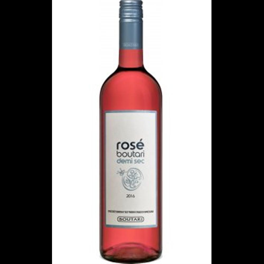 Rose demi sec vino Boutari 0,75l