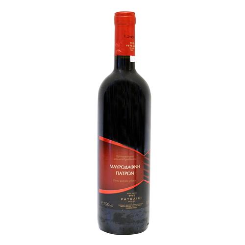 Mavrodaphne crveno vino Patriaki 0.75l