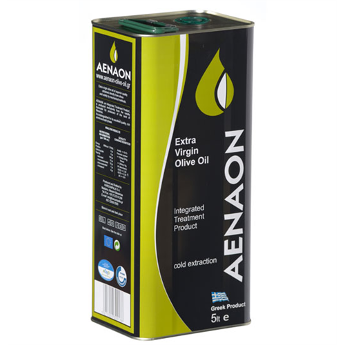 Maslinovo ulje ekstra devičansko Aenaon 5l
