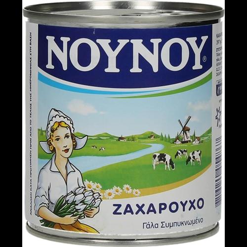 Kondenzovano mleko zasladjeno Noy Noy 397gr
