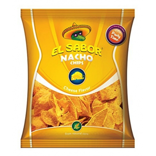 Tortilja nacho čips sa ukusom sira El Sabor 100gr