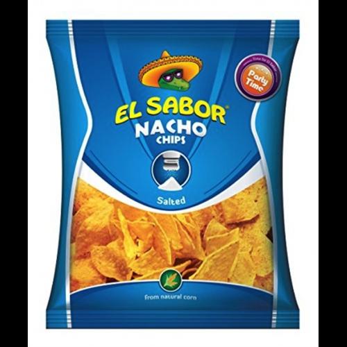 Tortilja nacho čips slani El Sabor 100gr