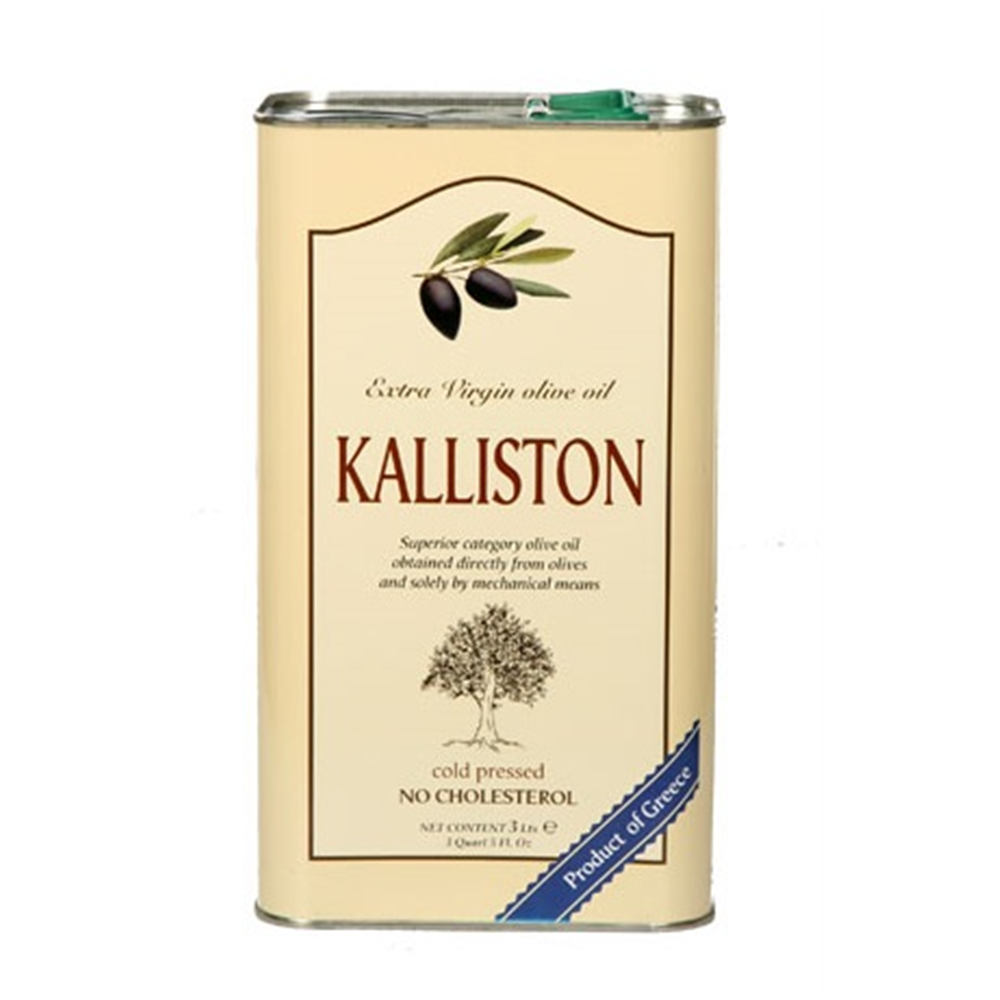 Maslinovo ulje ekstra devičansko Kalliston 3l