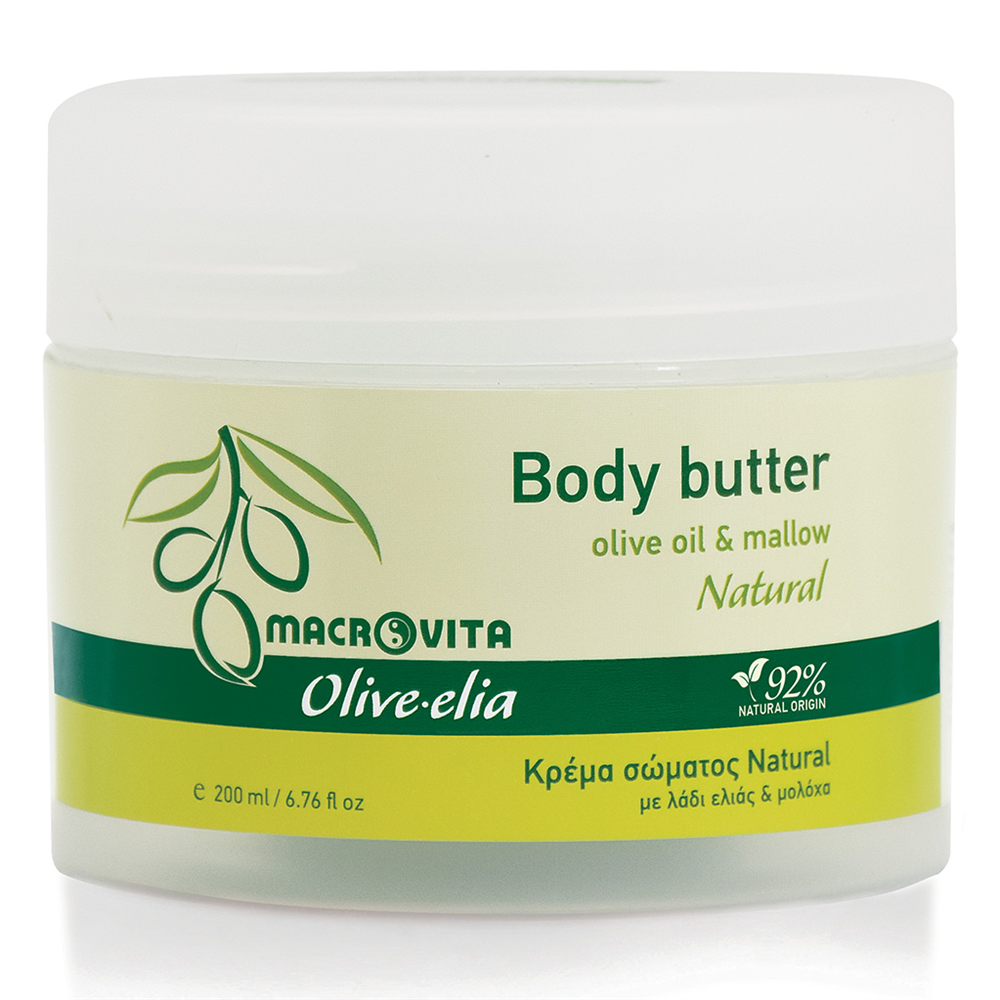 Buter za telo Natural Macrovita 200ml