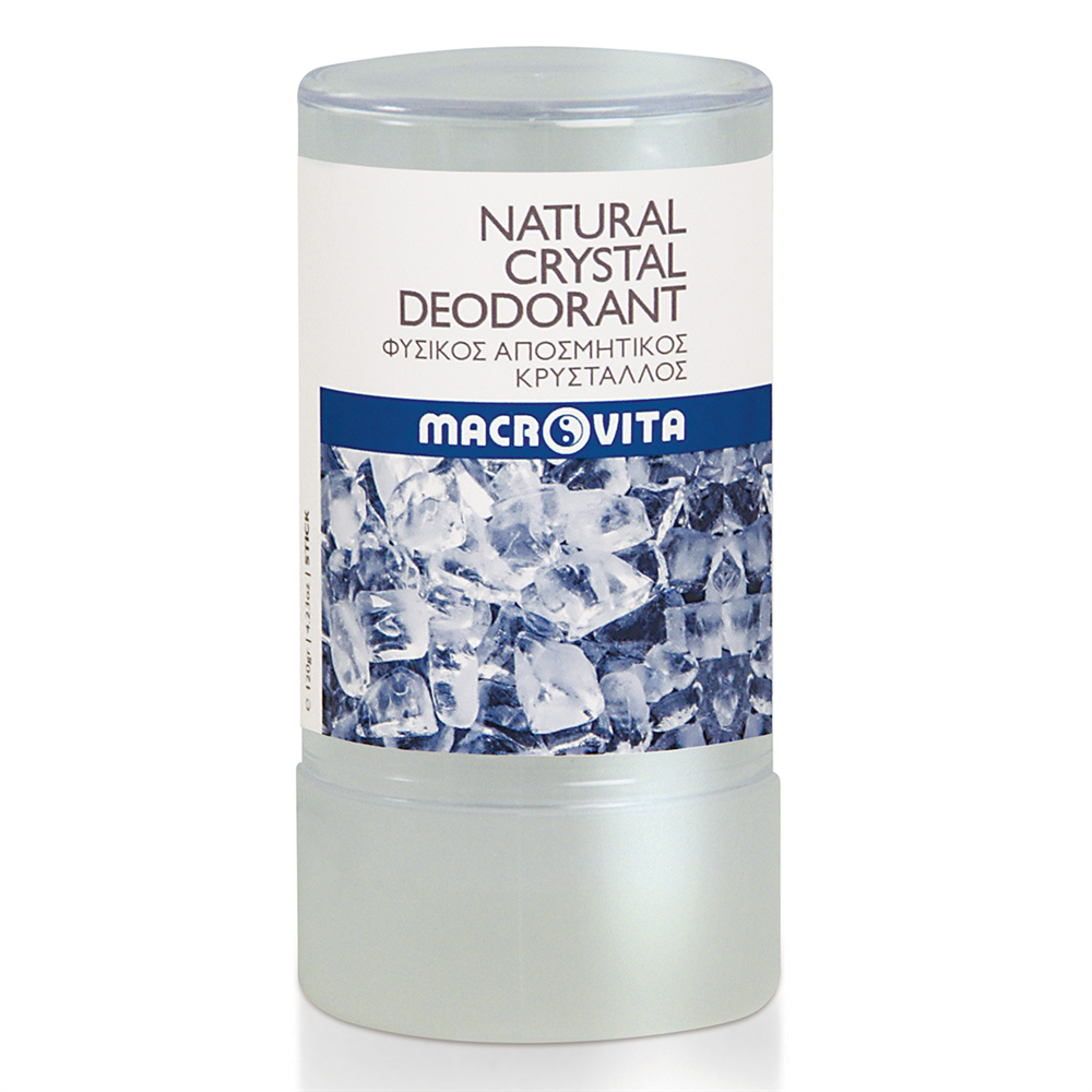 Prirodni dezodorans od kristala u stiku Macrovita 120gr