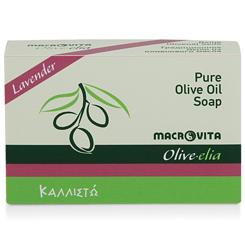 Sapun od čistog maslinovog ulja sa lavandom Macrovita 100gr
