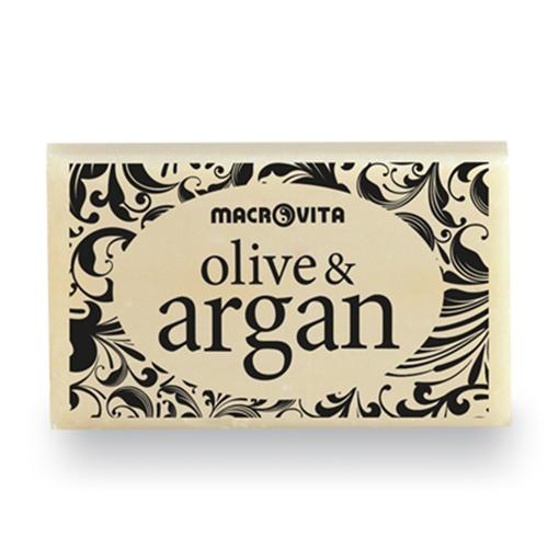 Prirodni sapun od maslinovog i arganovog ulja Macrovita