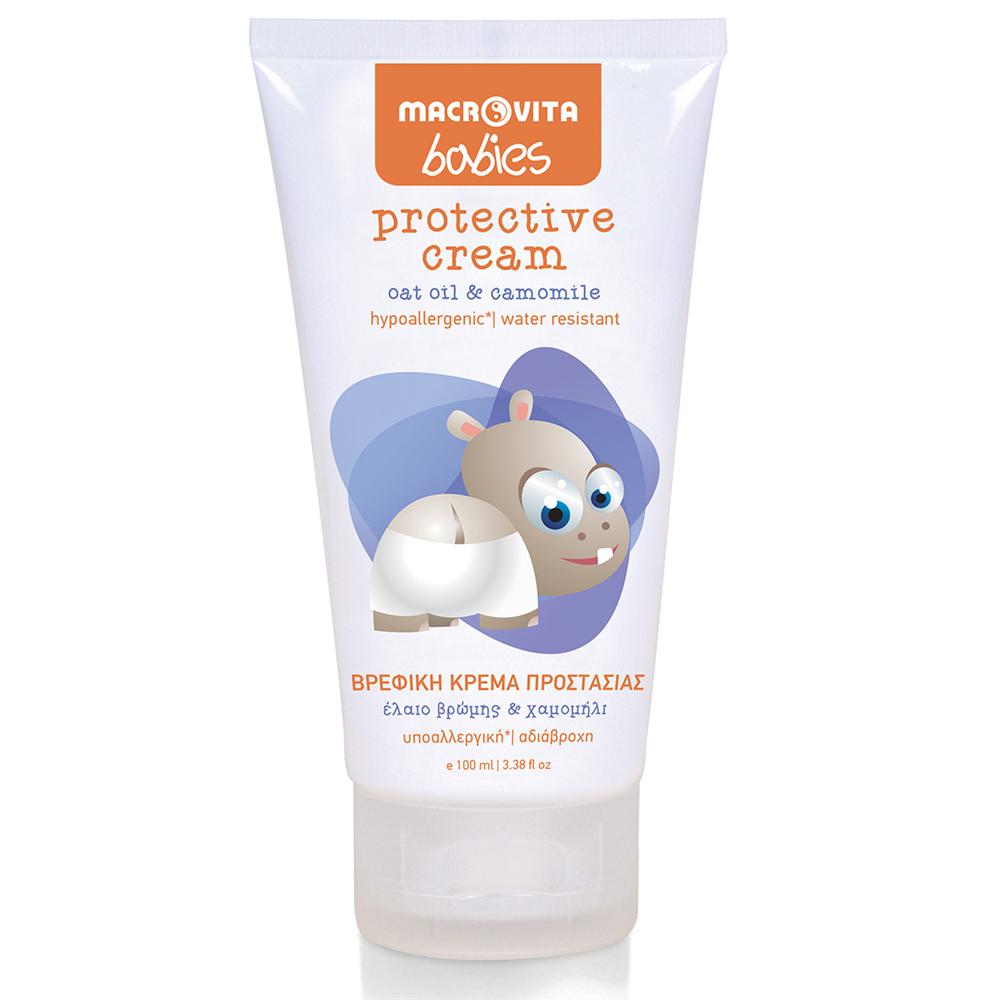 Zaštitna krema za bebe 0-3 godine Macrovita 100ml