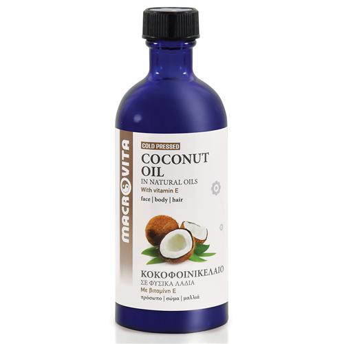 Kokosovo ulje Macrovita 100ml