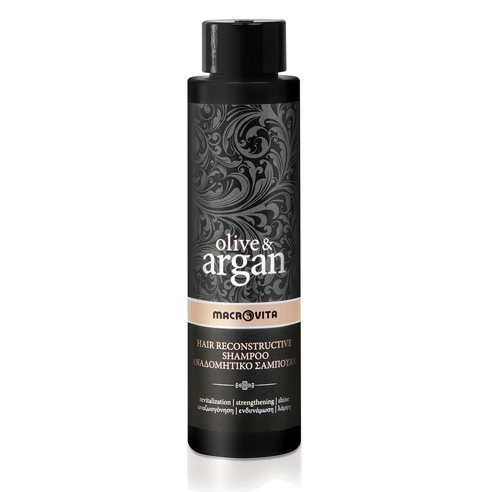 Prirodni šampon za rekonstrukciju kose Argan Macrovita 150ml