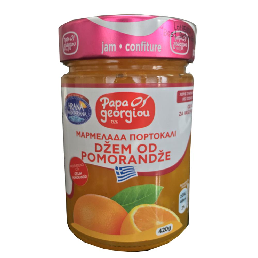 Džem od pomorandže Papageorgiou 420gr