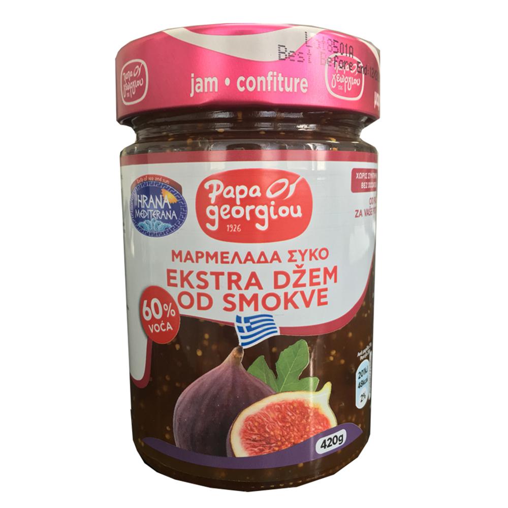 Džem od smokve Papageorgiou 420gr