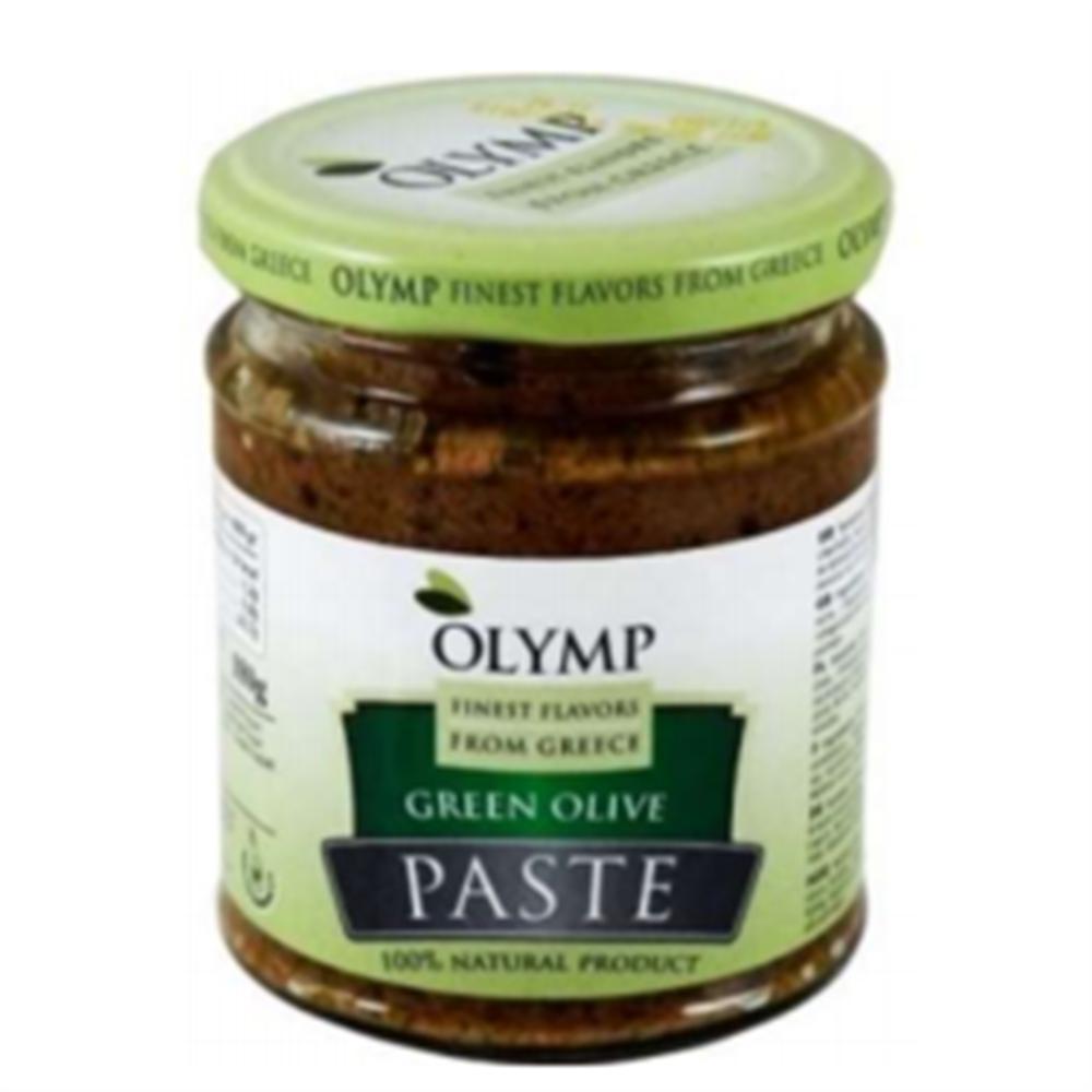 Pasta od zelenih maslina Olymp 180gr
