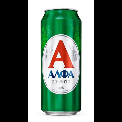 Pivo Alfa 0.5l