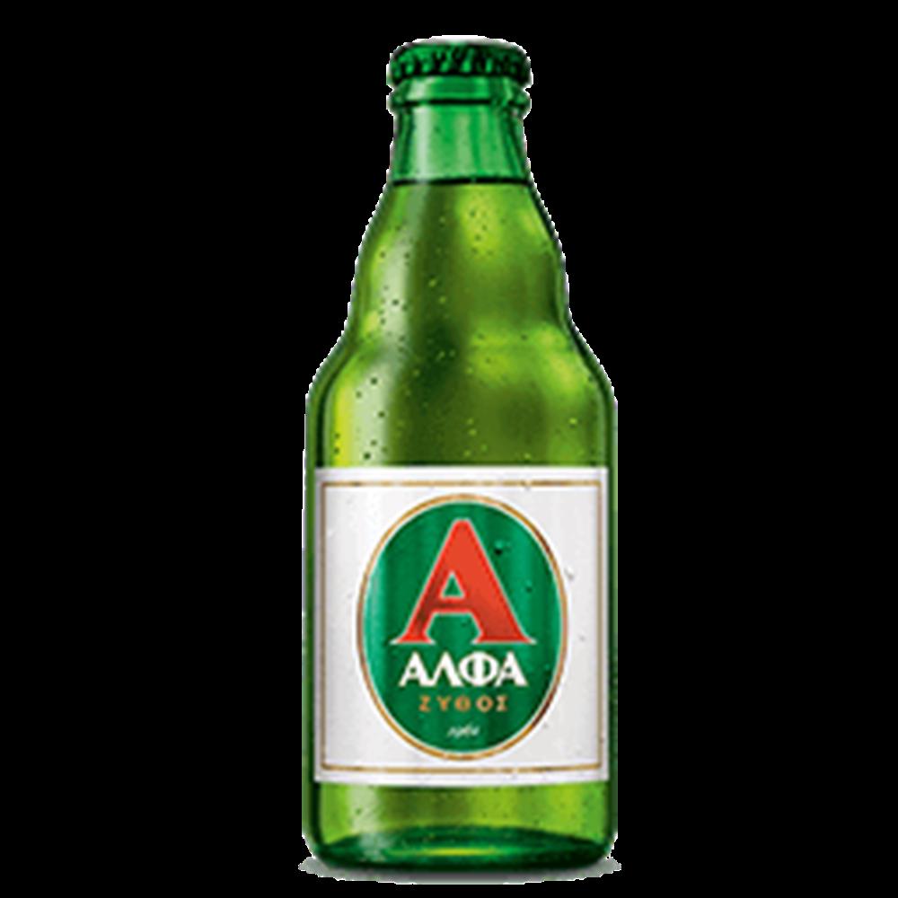 Pivo Alfa Retro 0,33l