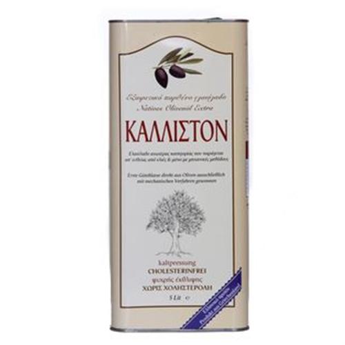 Maslinovo ulje ekstra devičansko Kalliston 5l