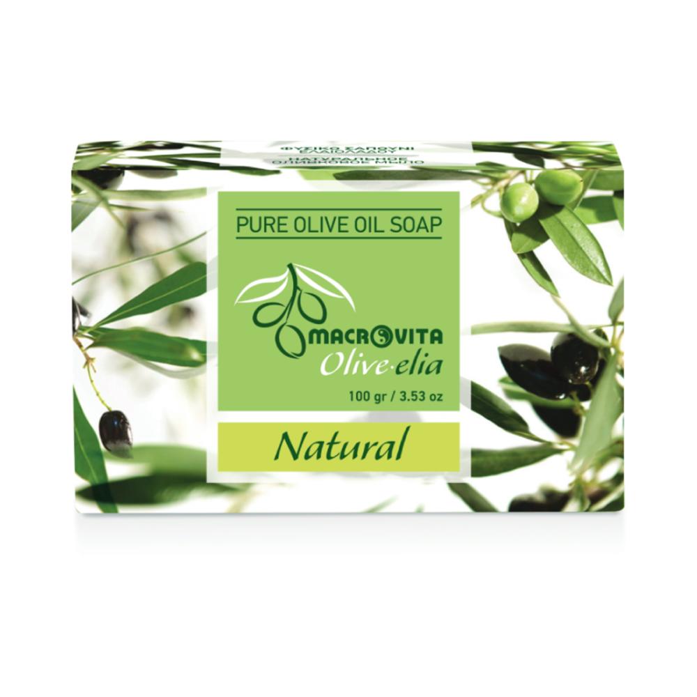 Prirodni sapun od maslinovog ulja Macrovita OliveElia 100gr